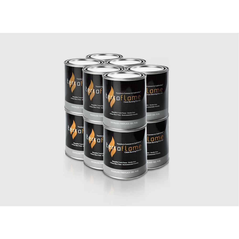 5 in. Pure Gel Fuel by SunJel (12-Pack)