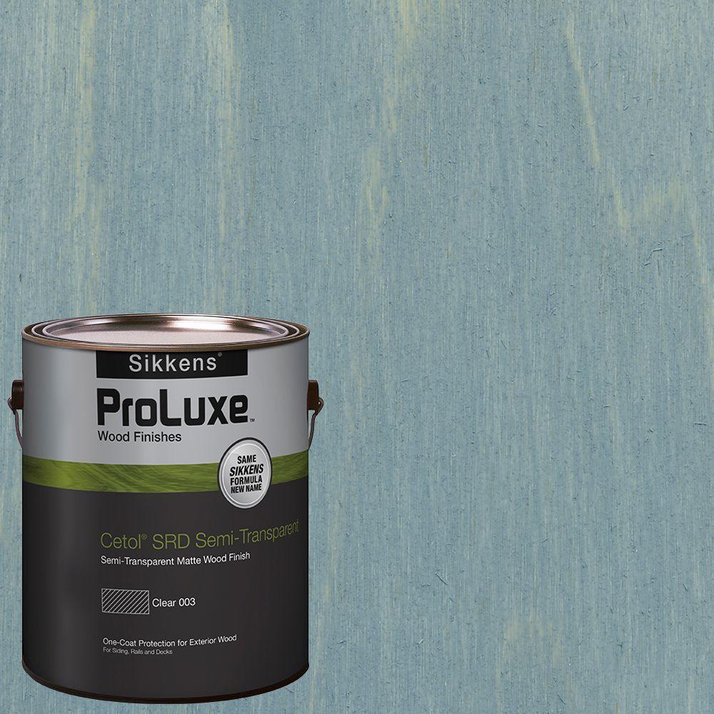 #HDGSRD-ST-409 Colonial Blue Cetol SRD Semi-Transparent Exterior Wood Finish