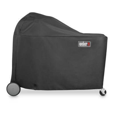 Premium Grill Cover Summit Charcoal Grill Center
