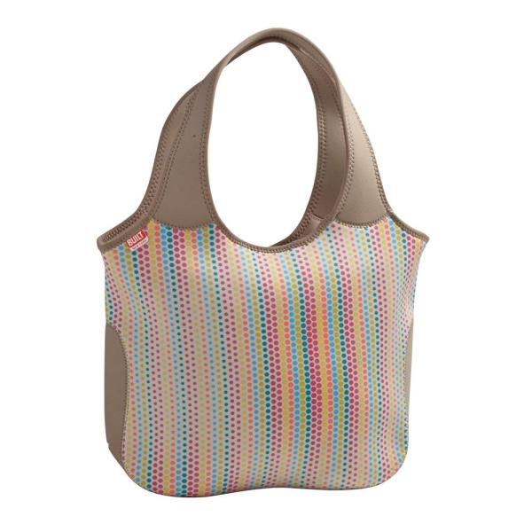 Essential Neoprene Candy Dot Tote Bag