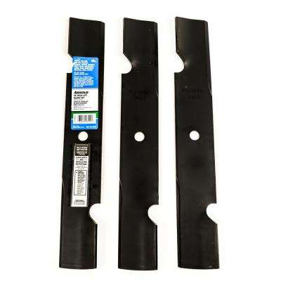 48 in. High-Lift Mower Blade Set