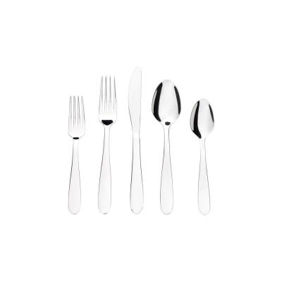 StyleWell 20-Piece Stainless Steel Modern Flatware Set (Service for 4)