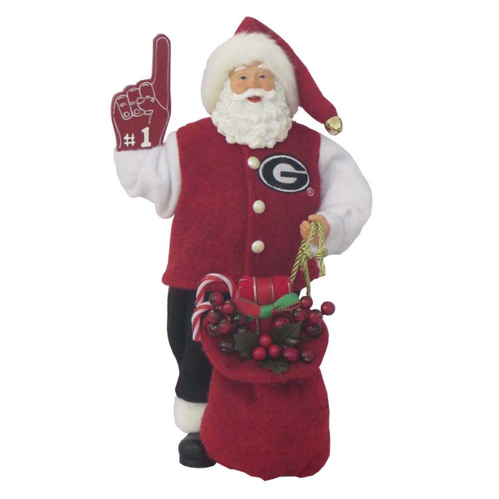 12 in. Georgia #1 Santa