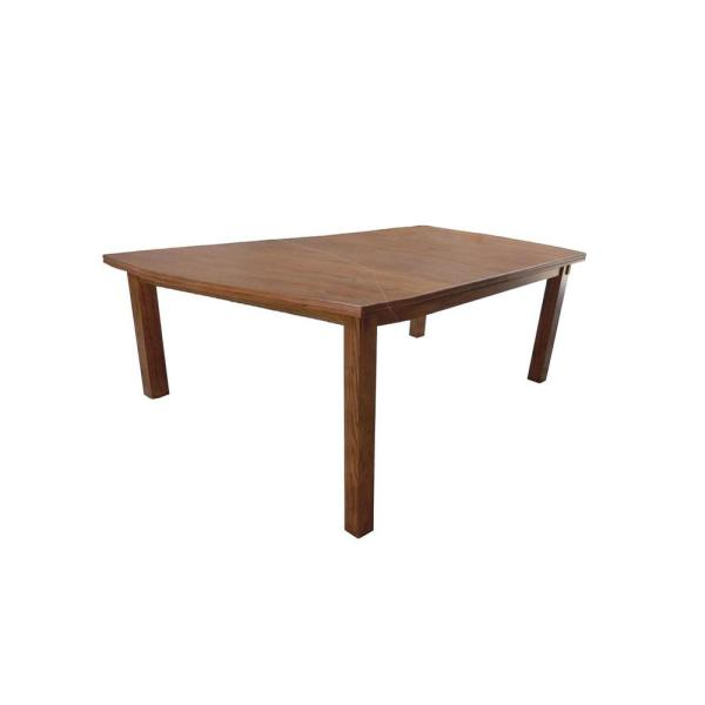 Caroline Tobacco Wood Dining Table