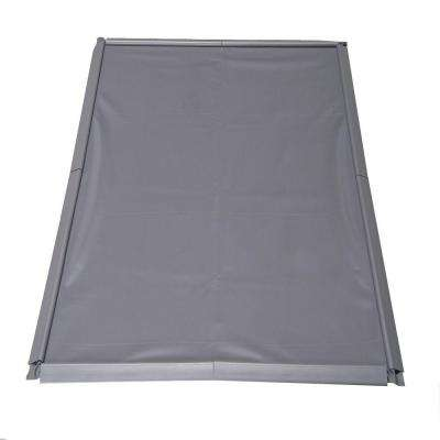 Heavy Duty 50-mil Clean Park 3 ft. x 4 ft. Oil Drip Mat