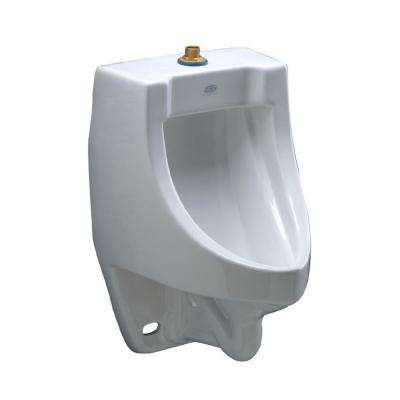 Pint 0.125 GPF Ultra Low Consumption Urinal in White