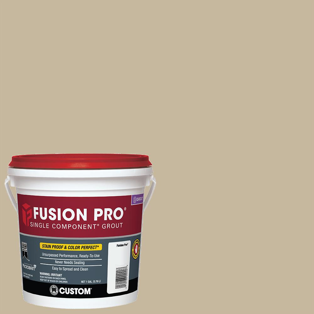 Custom Building Products Fusion Pro 172 Urban Putty 1 Gal Single Component Grout