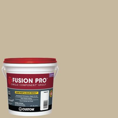 Fusion Pro 172 Urban Putty 1 Gal Single Component Grout