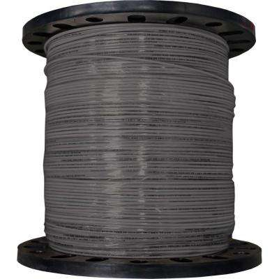 2500 ft. 12/19 Gray Stranded THHN Wire