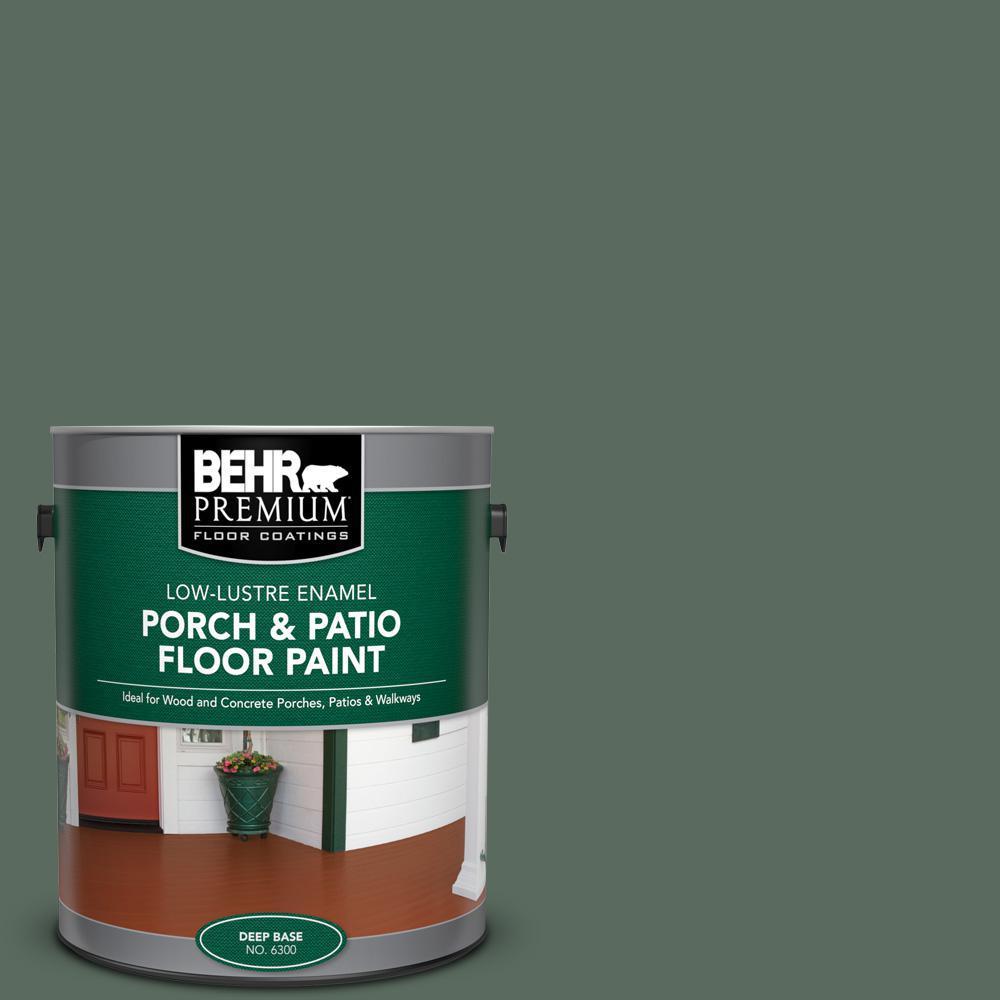Patio Floor Paint 630001