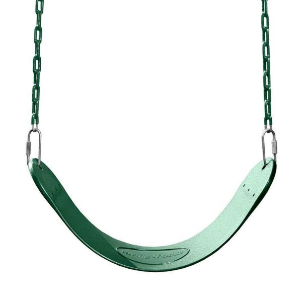 Green Regular Duty Swing Seat