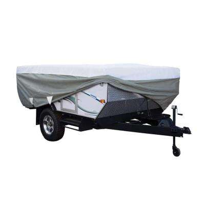 PolyPro3 8 to 10 ft. Folding Camping Trailer Cover