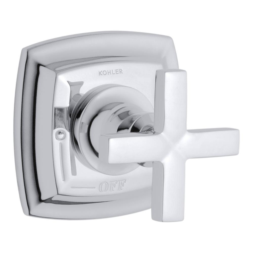 KOHLER Margaux 1-Handle Volume Control Valve Trim Kit in Polished ...
