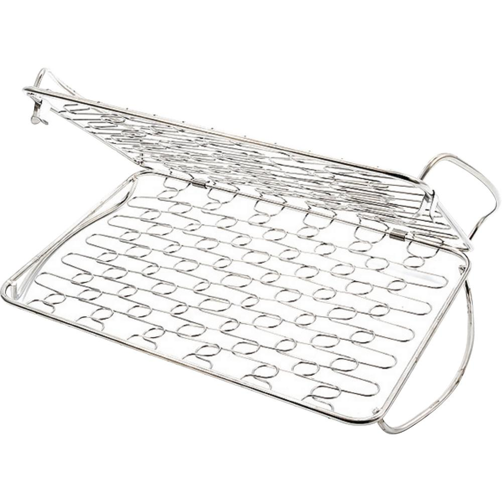 Kuuma Fish Basket for Delicate Foods in Stainless Steel
