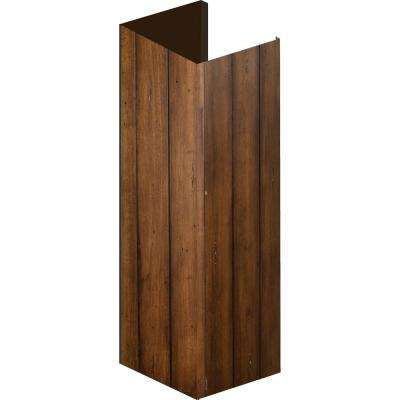 ZLINE 61 in. Wooden Chimney Extension for Ceilings up to 12 ft. (KPLL-E)