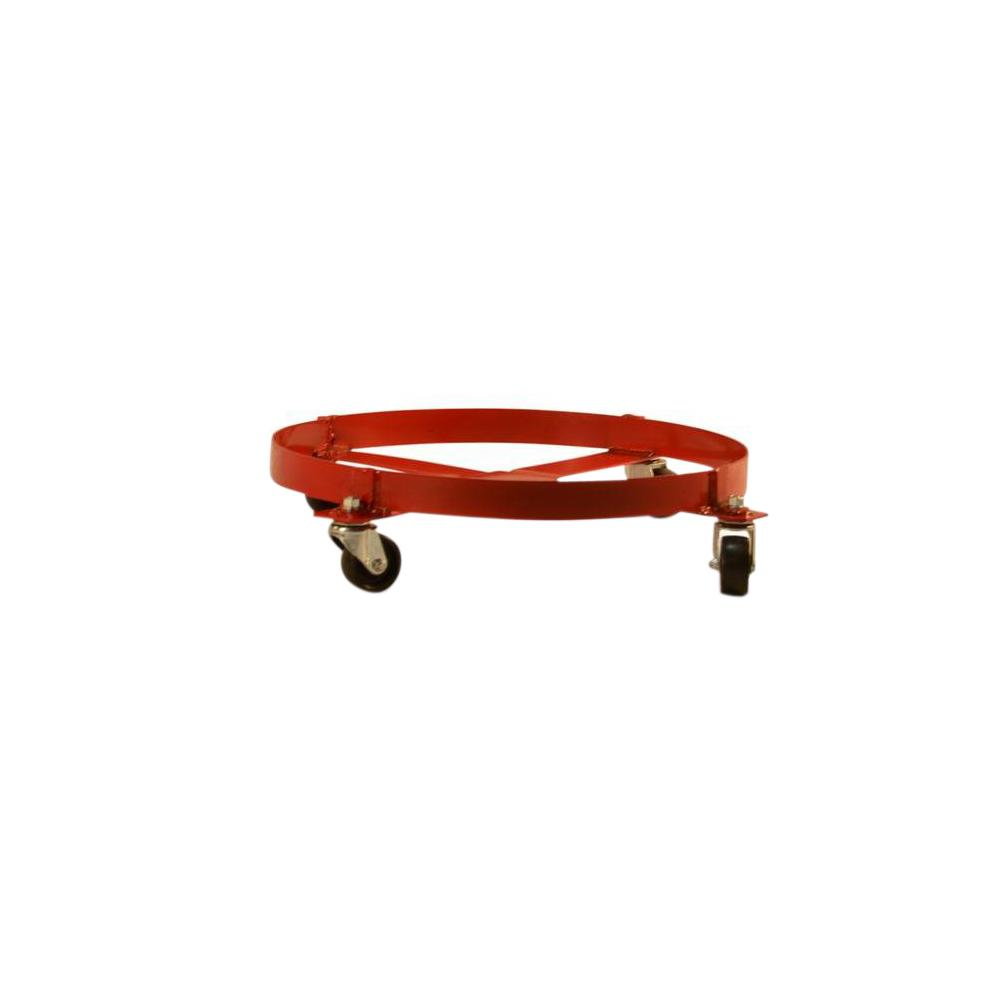 Capacity Drum Dolly. Milwaukee 800 lb  Capacity Drum Dolly DC40146   The Home Depot