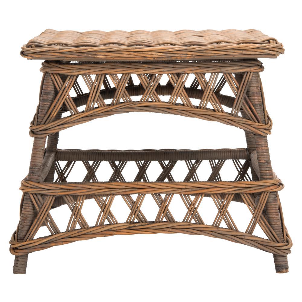 Sora Natural End Table