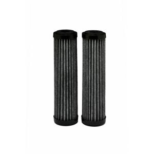 Click here to buy EcoPure Universal Fit Flow and Capture Technology (FACT) Whole House Water Filter (2-Pack) - Fits Most Major Brand Systems by EcoPure.