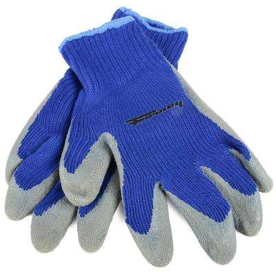 Thermal Latex Coated String Knit Gloves (Men's L)