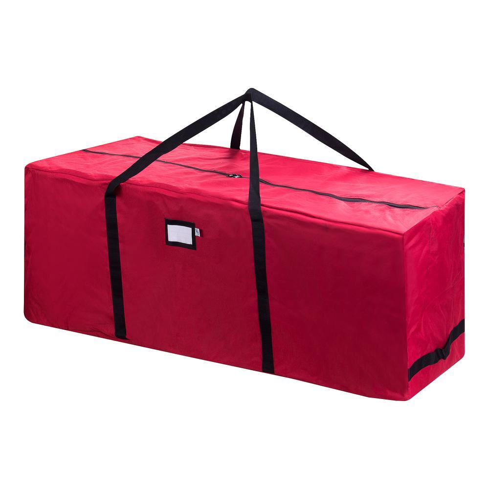 Elf Stor Premium Christmas Tree Rolling Storage Duffle Bag ...