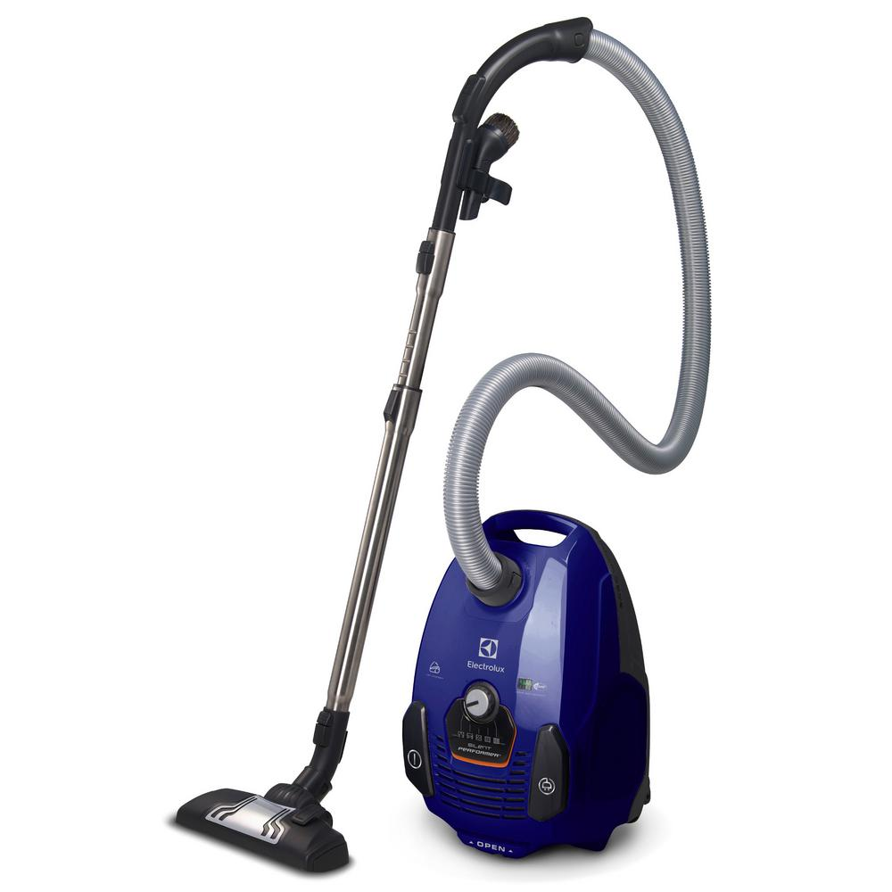 electrolux hoover. electrolux corded silent performer canister vacuum cleaner hoover u
