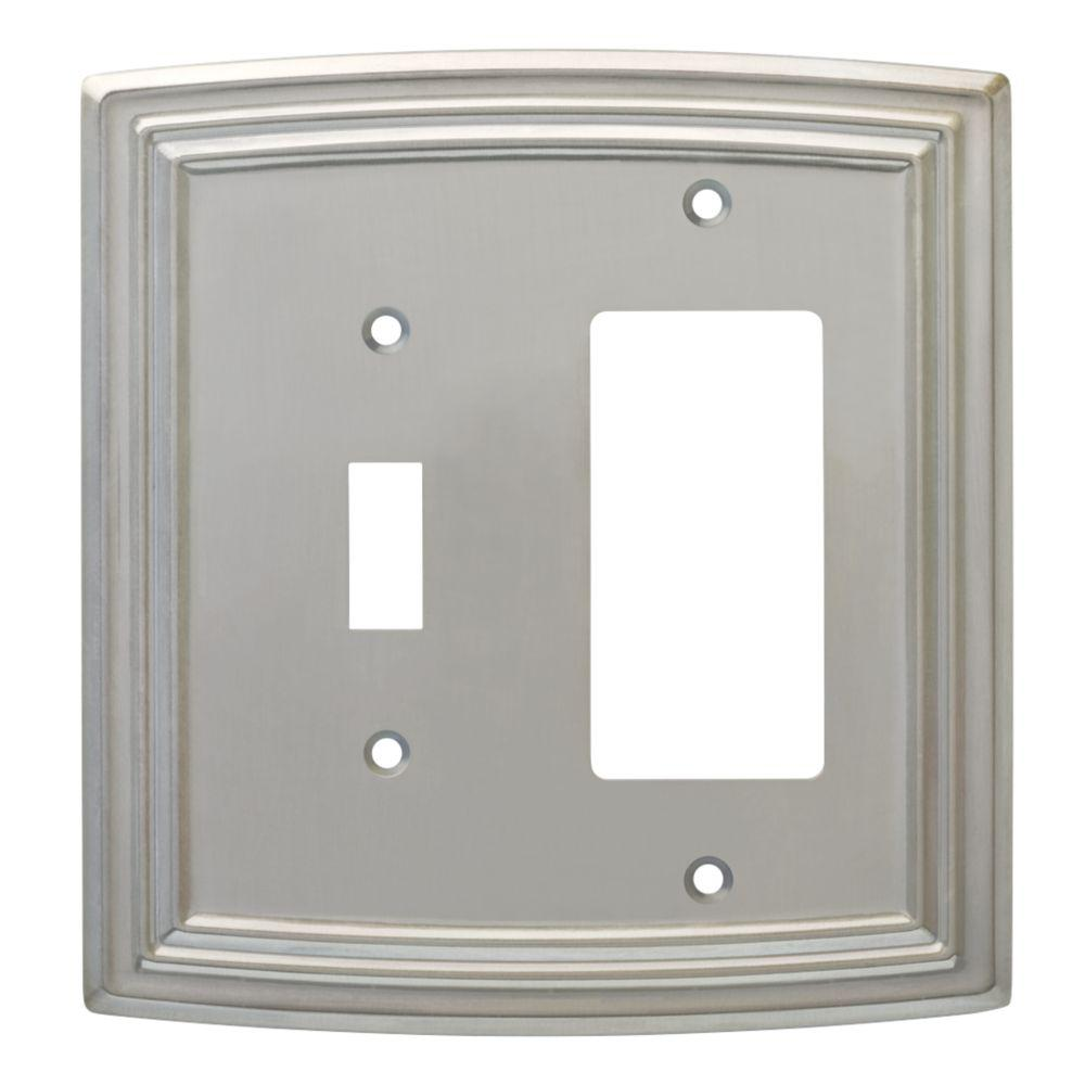 Liberty Emery Decorative Light Switch And Rocker Switch