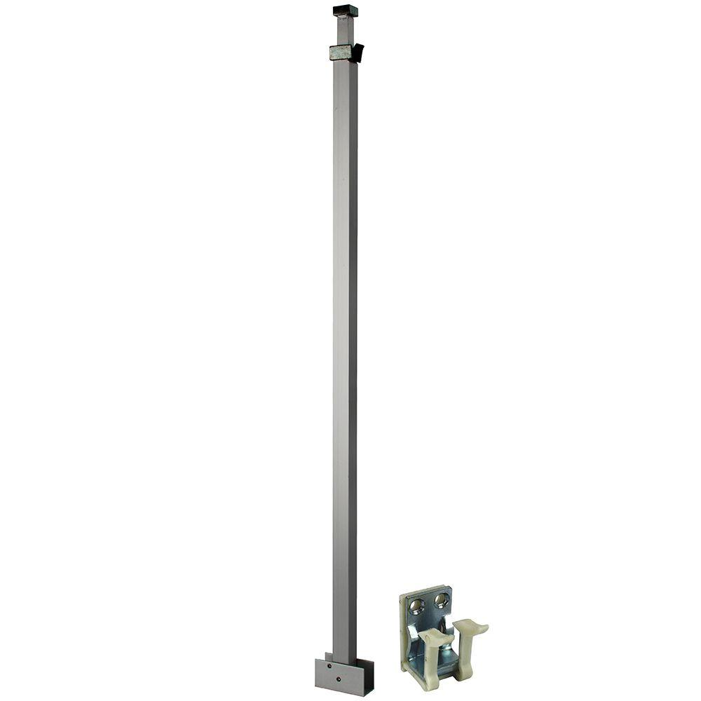 Defiant Aluminum Patio Door Security Bar 70622 The Home Depot