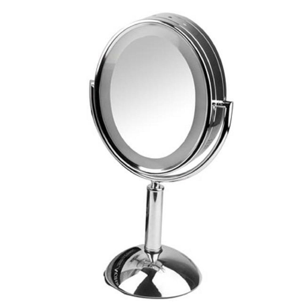 Revlon 8 In X 19 In Lighted Mirror Rvmr9013 The Home Depot