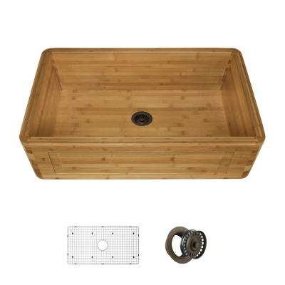 bamboo kitchen sinks kitchen the home depot rh homedepot com