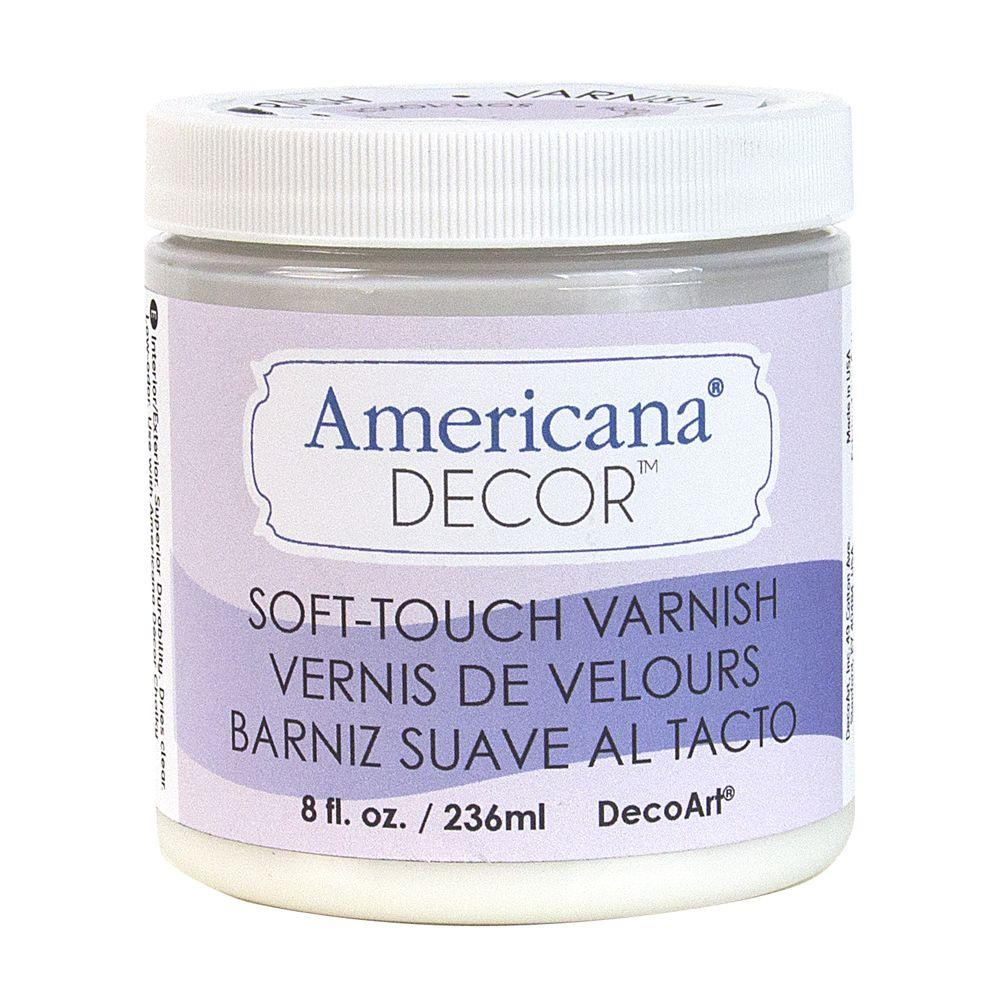 Americana Decor 8 oz. Soft Touch Varnish