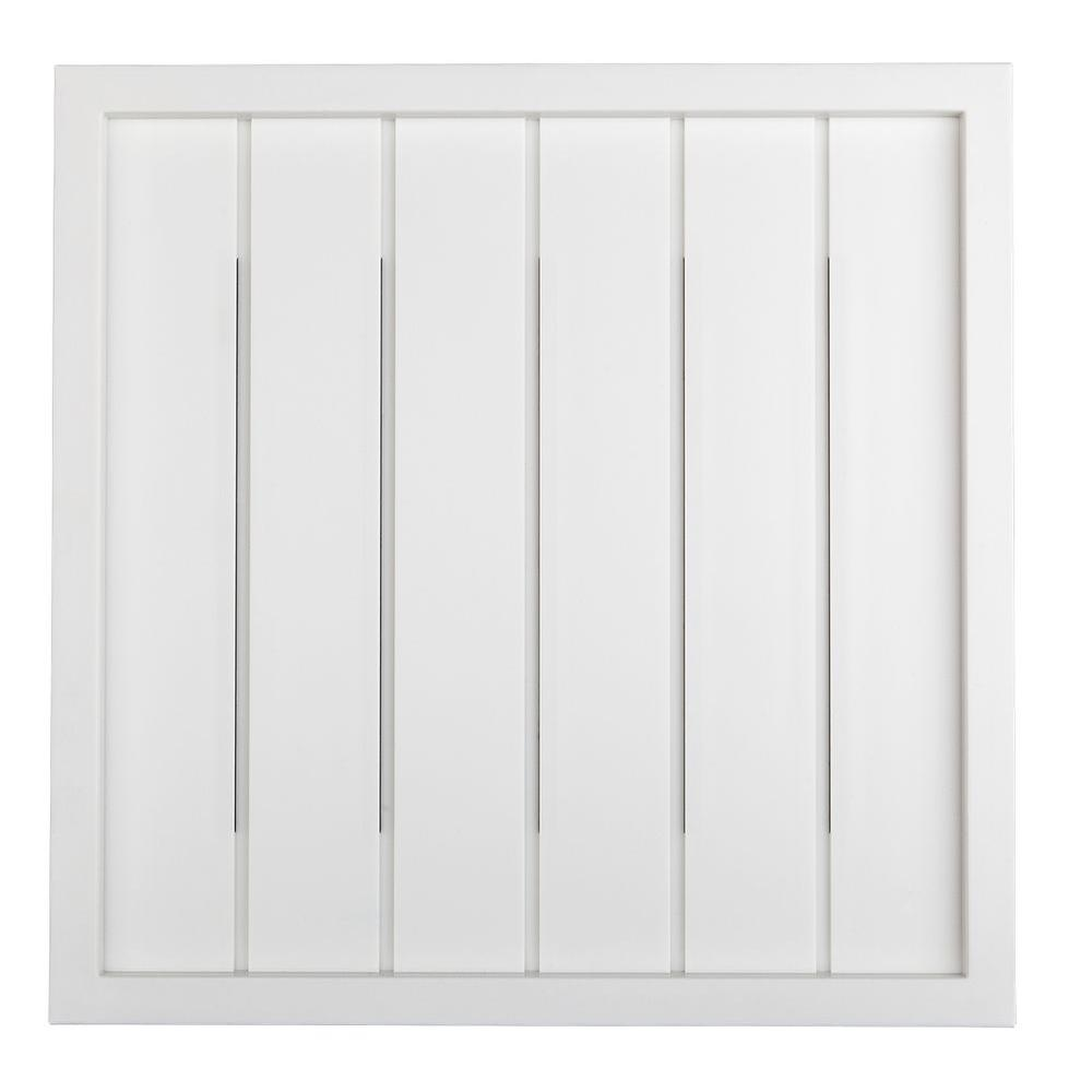 Wireless or Wired Door Bell White Bead Board  sc 1 st  The Home Depot : door chimes - pezcame.com