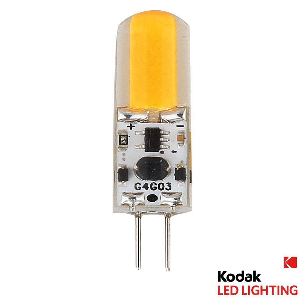 15W Equivalent Warm White G4 LED Light Bulb