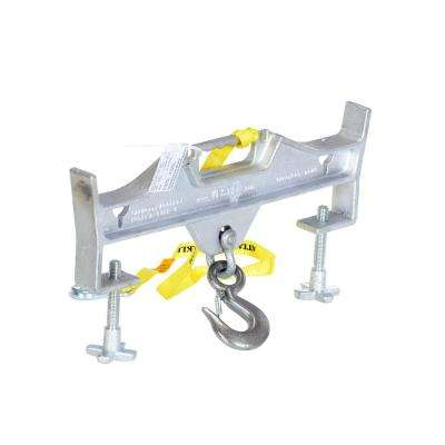 4,000 lb. Capacity Hoisting Hook Double Rigid Latch