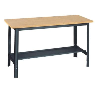 72 in. W x 30 in. D Workbench with Storage
