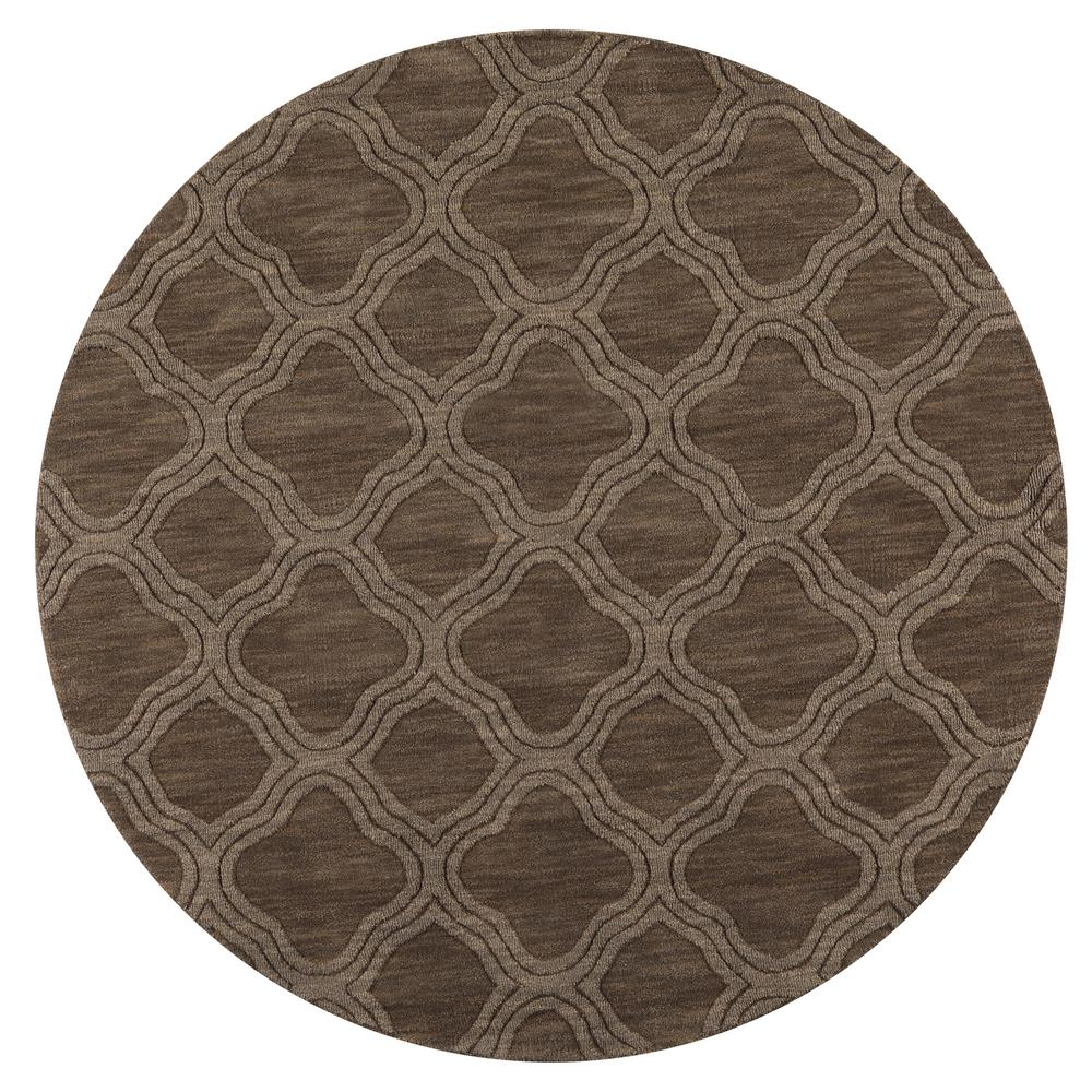 Home Decorators Collection Morocco Taupe 5 Ft. 9 In. X 5