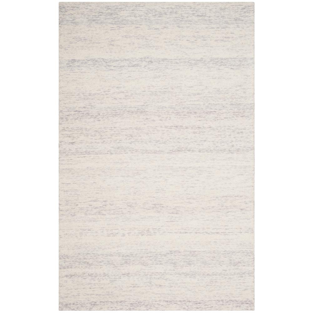 Safavieh Himalaya Silver 5 Ft X 8 Ft Area Rug Him120d 5 The Home