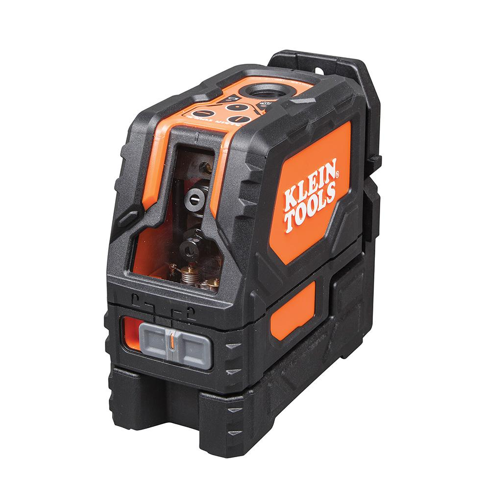 Klein Tools Klein Tools Self-Leveling Cross-Line Laser Level with Plumb Spot