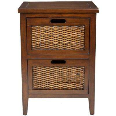 Jessica Brown Storage End Table