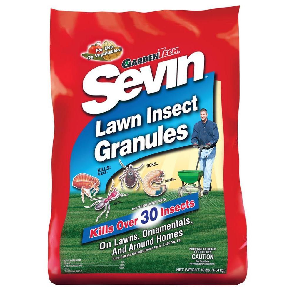 10 lb. Garden Insect Killer Granules (Case of 4)