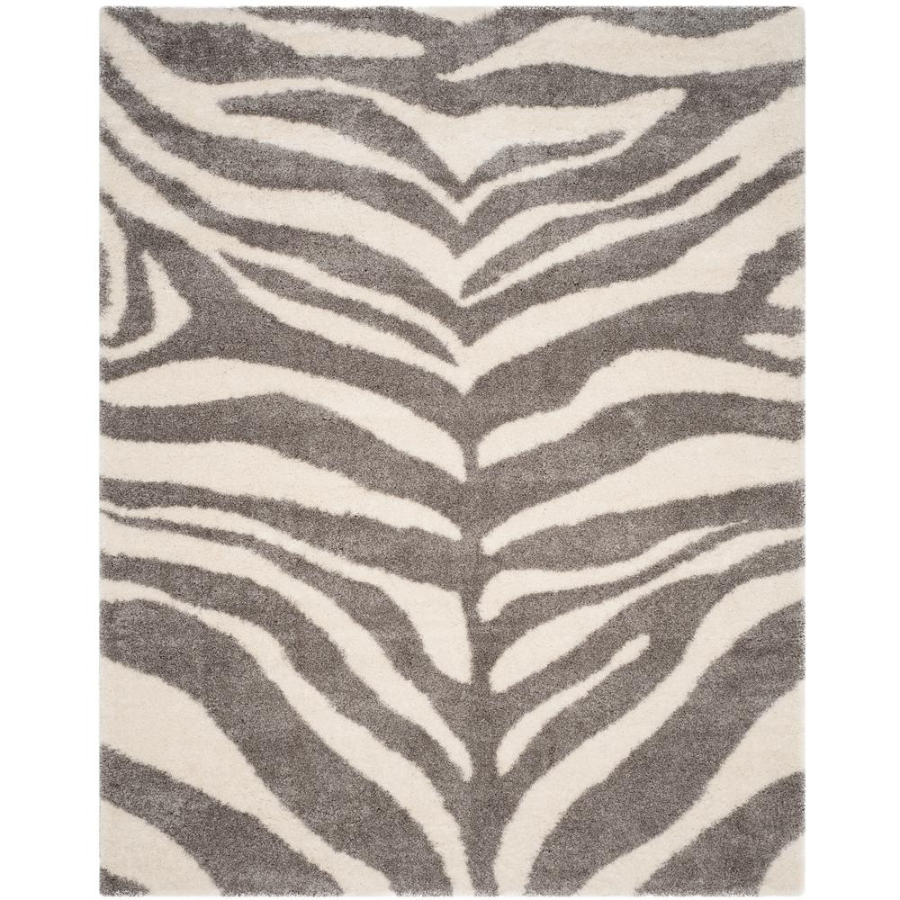 Safavieh Portofino Ivory Gray 8 Ft X 10 Area Rug