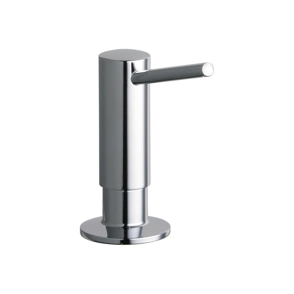 Elkay Soap Dispenser in Chrome
