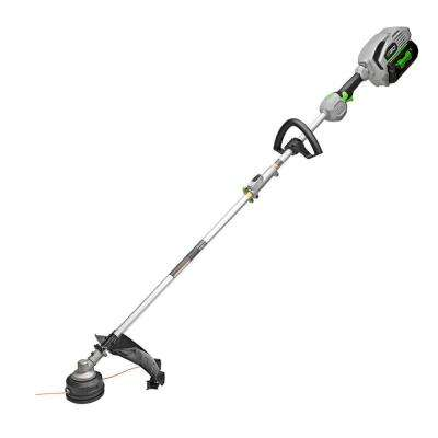 POWER+ Multi-Head System 15 in. 56V Lithium-Ion Cordless Electric String Trimmer, 5.0 Ah Battery and Charger Included