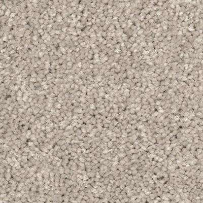 Carpet Sample - Gemini I Color - Stoneworks Texture 8 in. x 8 in.