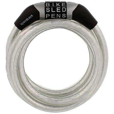 5 ft. Combination Cable Lock