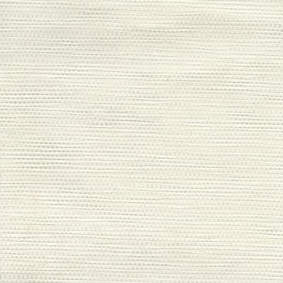 72 sq. ft. Henan White Paper Weave Wallpaper