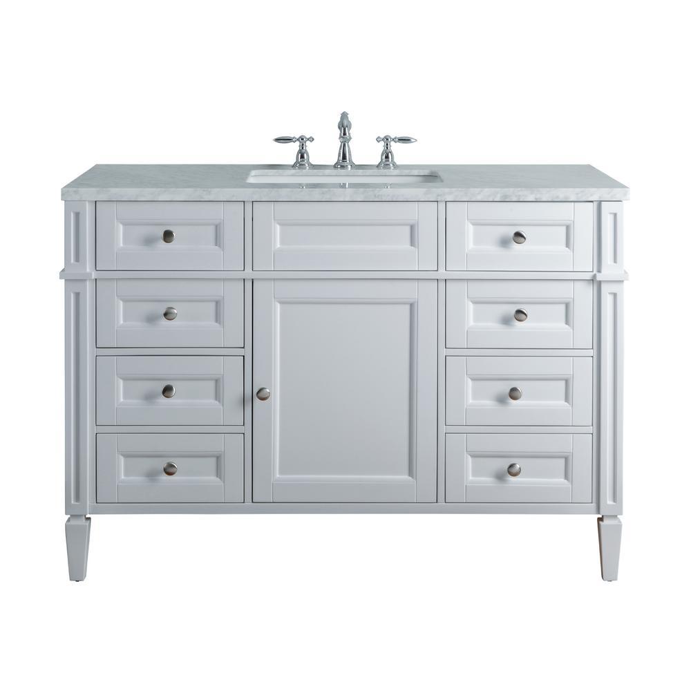 48 Single Sink Bathroom Vanity Ideas Bathrooms Design Vanities with tops  Bedroom Vanity Unit Bathroom