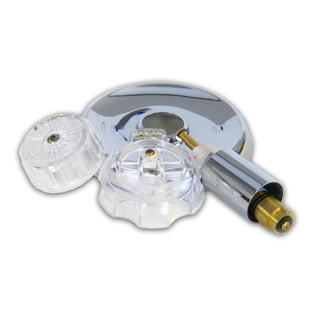 KISSLER & CO Mixet Shower Valve Rebuild Kit-RBK7045 - The Home Depot