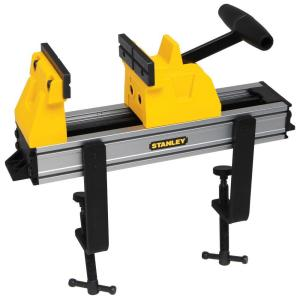 Stanley 4.5 inch Portable Quick Vise by Stanley