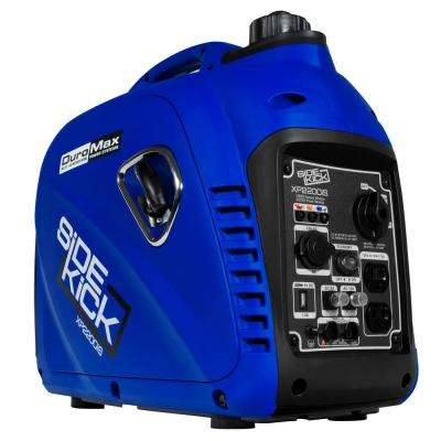 2200/1800 Watt Digital Inverter Gas Powered Portable Generator