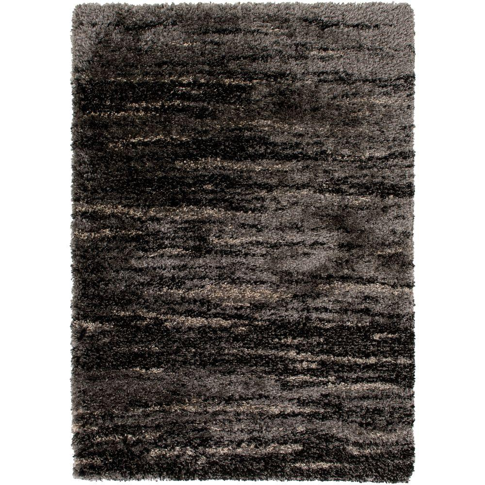 Dalkey Charcoal 2 ft. x 3 ft. 7 in. Indoor Area